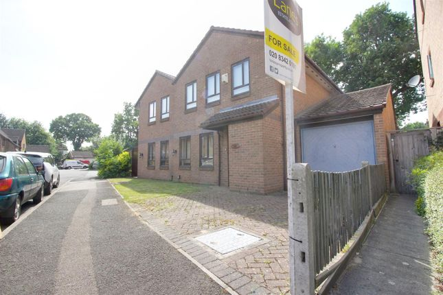 Thumbnail Detached house for sale in John Gooch Drive, Enfield