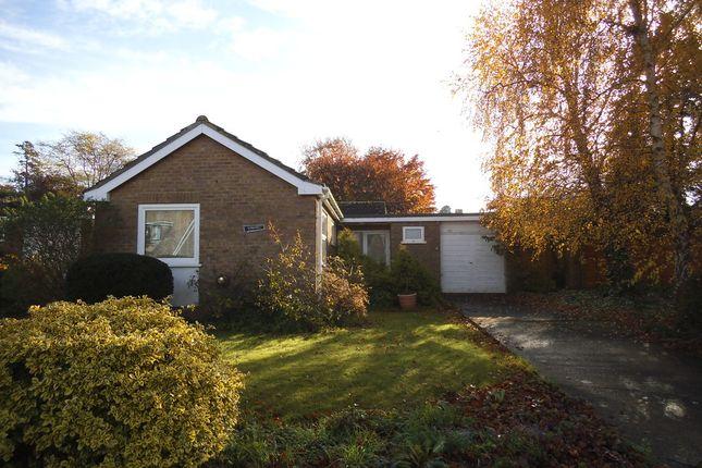 Thumbnail Detached bungalow to rent in Ragleth Grove, Trowbridge