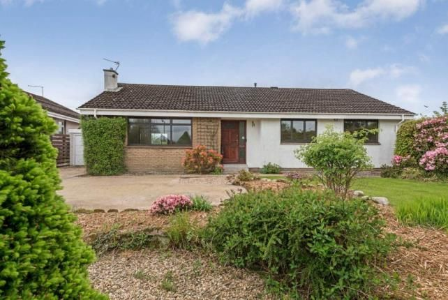 Thumbnail Bungalow for sale in Old Vinery, Kippen, Stirling, Stirlingshire