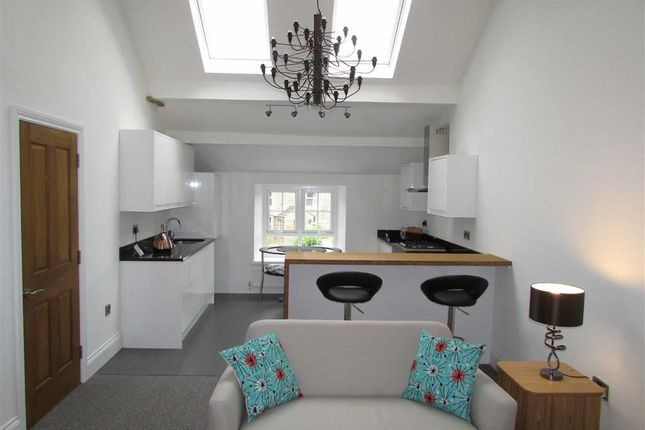 Thumbnail Flat for sale in The Crown And Mitre Apartments, Chinley, Derbyshire