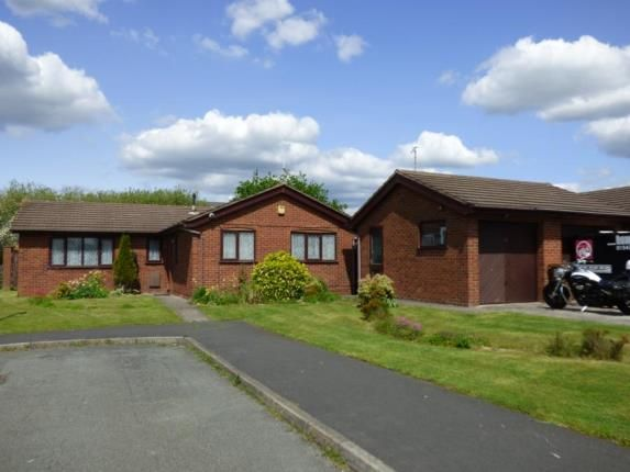 Thumbnail Bungalow for sale in Mount Tabor Close, Penymynydd, Chester, Flintshire