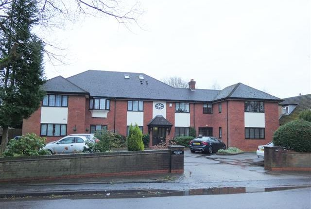 Thumbnail Flat for sale in Rosemary Court, Walsall Road, Four Oaks, Sutton Coldfield