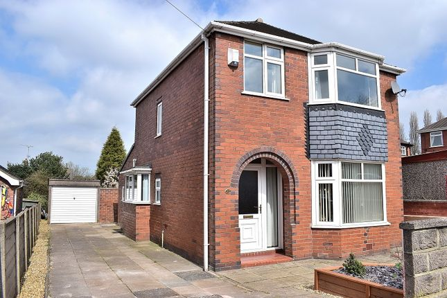 Thumbnail Detached house for sale in Thomas Avenue, Milehouse, Newcastle