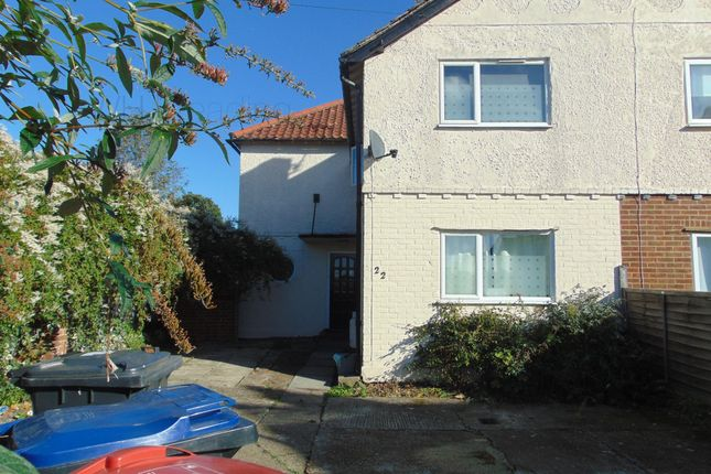 Thumbnail Terraced house to rent in Pretoria Road, Canterbury