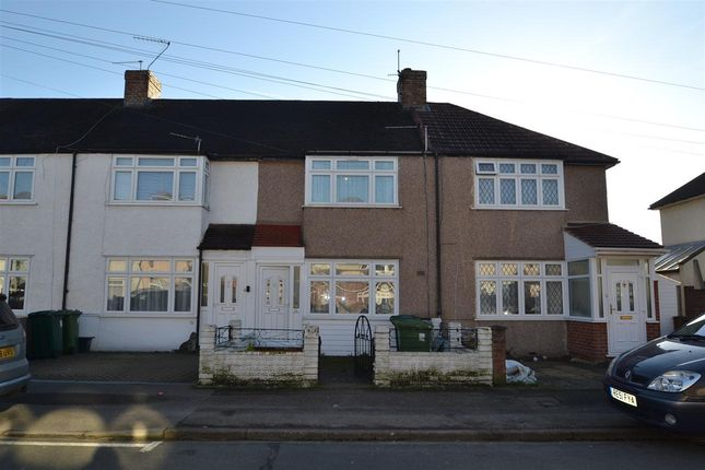Thumbnail Terraced house for sale in Ravensbourne Road, Stanwell, Staines Upon Thames