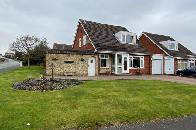 Thumbnail Detached house for sale in Avery Road, Sutton Coldfield, West Midlands