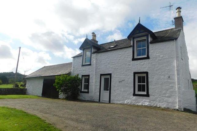 Thumbnail Detached house to rent in Craigbrex, Barnbarroch, Dalbeattie