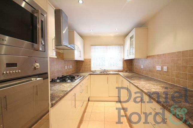 Thumbnail Flat to rent in Lodge Close, Edgware, London