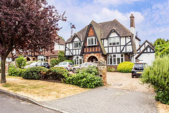 Thumbnail Detached house to rent in Ewell Downs Road, Epsom