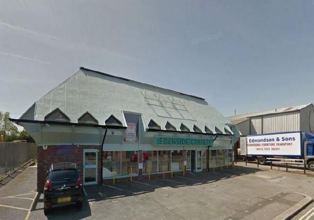 Thumbnail Warehouse for sale in Eden House, Lancaster Street, Carlisle