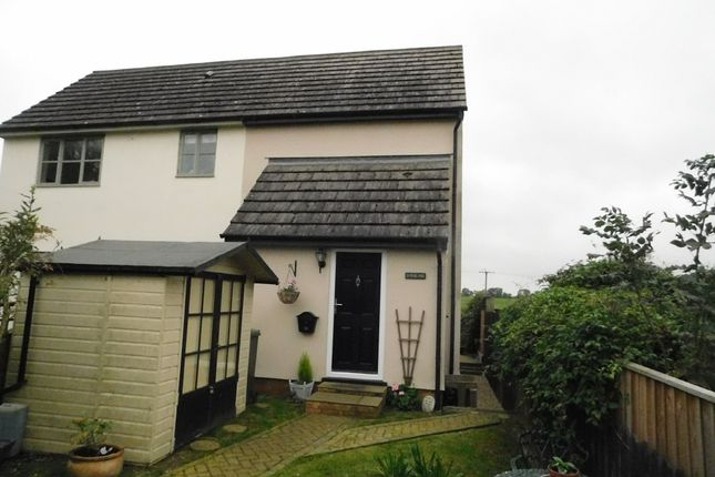 Thumbnail Semi-detached house for sale in Mendlesham Green, Stowmarket