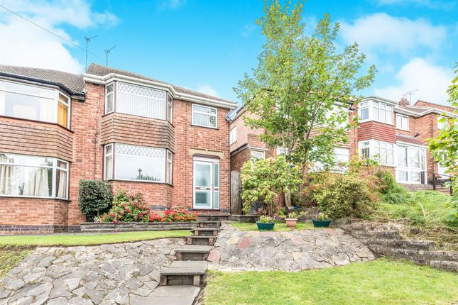 Thumbnail Semi-detached house for sale in Gorse Farm Road, Great Barr, Birmingham