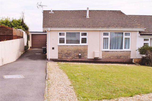 Thumbnail Bungalow to rent in Scandinavia Heights, Saundersfoot, Saundersfoot, Pembrokeshire