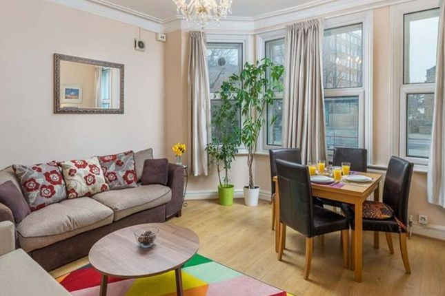 Thumbnail Flat to rent in Goldhawk Road, London