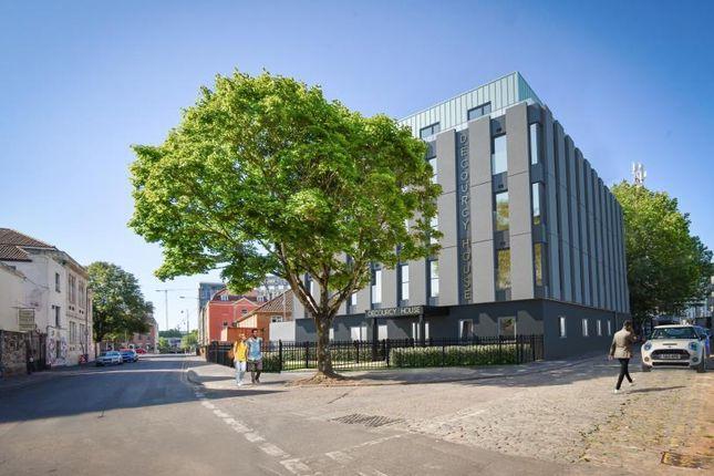 Thumbnail Flat to rent in Upper York Street, Bristol