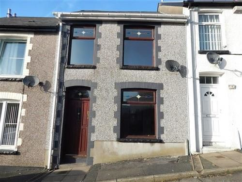 Thumbnail Terraced house to rent in Upper Royal Lane, Abertillery