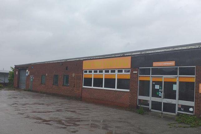 Thumbnail Commercial property for sale in Unit 2 Reservoir Road, Riverside Park Industrial Estate, Hull, East Yorkshire