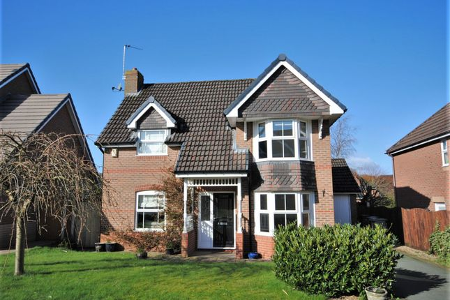 Front (Main) of Lingfield Close, Tytherington, Macclesfield SK10