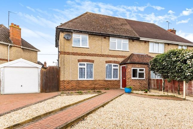 3 bed semi-detached house for sale in Saxton Road, Abingdon OX14