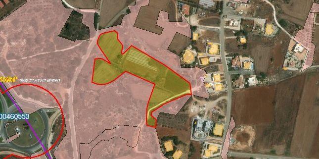 Kokkines, Ayia Napa, Famagusta, Cyprus, land for sale - 46387997 ...