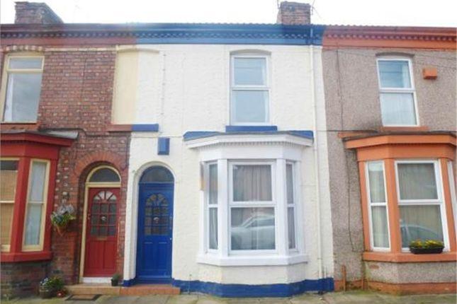 Bickerton Street Aigburth Liverpool Merseyside L17