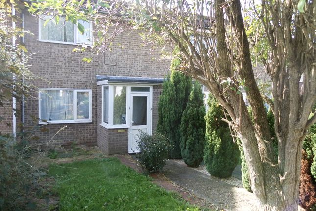 Thumbnail Terraced house for sale in Hawthorn Close, Portchester