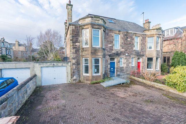 Thumbnail Semi-detached house for sale in Esslemont Road, Newington, Edinburgh
