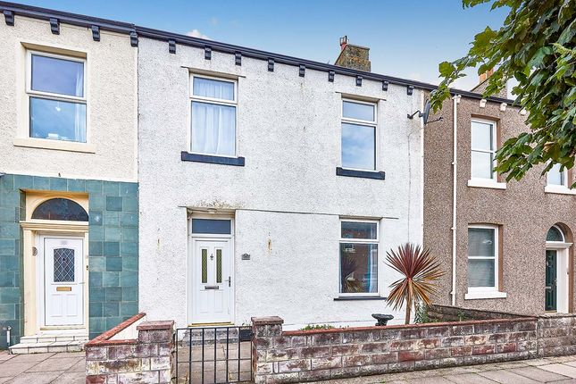 Thumbnail Terraced house for sale in Wampool Street, Silloth, Wigton