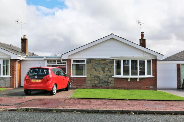 Thumbnail Semi-detached bungalow for sale in Rowan Drive, Barrow-In-Furness