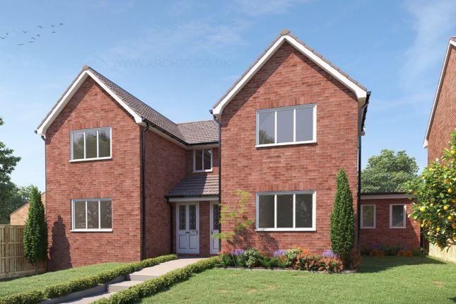 Thumbnail Detached house to rent in Bridge Farm Lane, Norwich