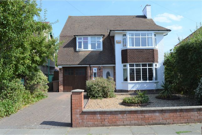 Thumbnail Detached house for sale in Heath Drive, Upton
