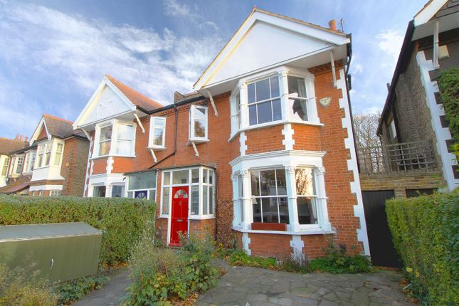 Thumbnail Semi-detached house for sale in Elers Road, Ealing