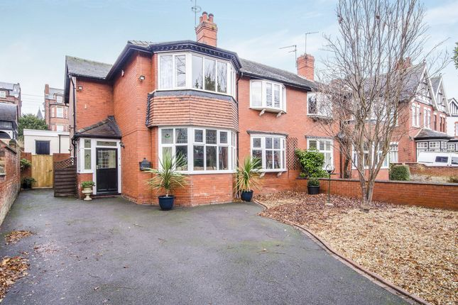 Thumbnail Semi-detached house for sale in Victorian Crescent, Town Moor, Doncaster