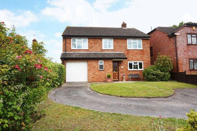 Thumbnail Detached house for sale in Swingbridge, Bathpool, Taunton