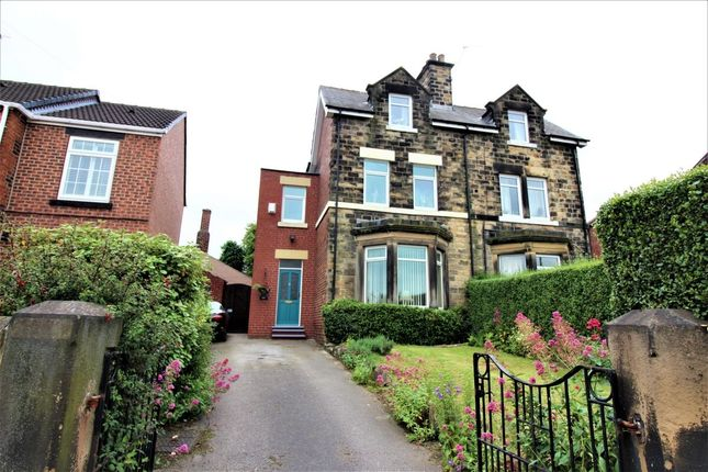 Thumbnail Semi-detached house for sale in Barnsley Road, Wombwell, Barnsley