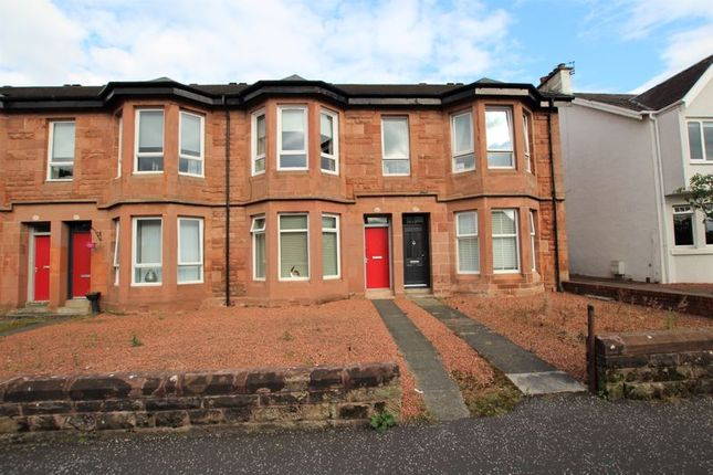 Front Elevation of Manse Road, Motherwell ML1