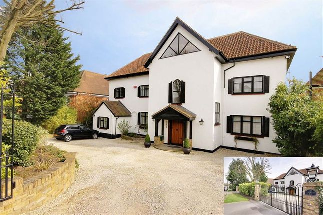 Thumbnail Detached house to rent in Camlet Way, Hadley Wood, Hertfordshire
