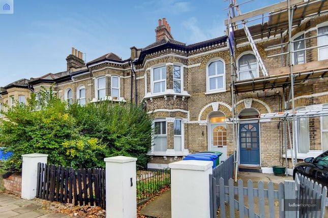 Thumbnail End terrace house to rent in Barry Road, London