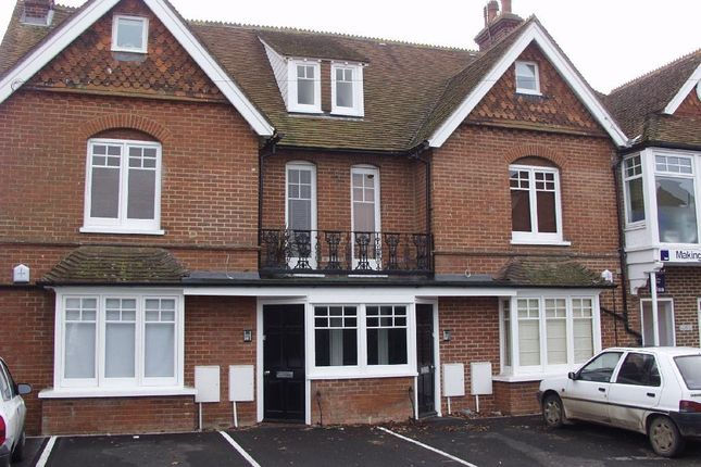 Thumbnail Flat to rent in Grantley House, The Common, Cranleigh