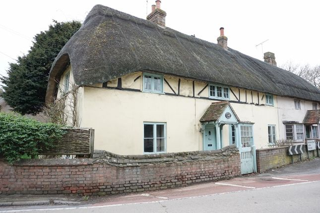 Thumbnail Cottage for sale in Hurstbourne Tarrant, Andover, Hampshire