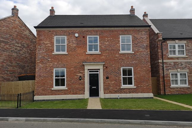 Thumbnail Detached house for sale in Tulip Road, Tutbury, Burton On Trent
