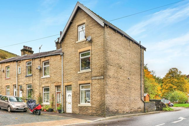 Thumbnail Terraced house for sale in Ernest Street, Todmorden