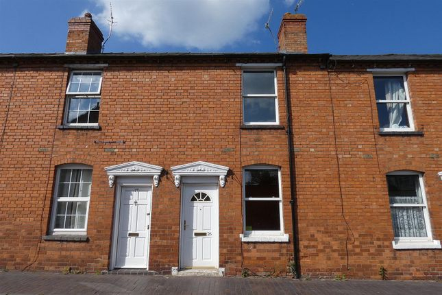 Thumbnail Terraced house for sale in Printers Place, Mansell Street, Stratford-Upon-Avon