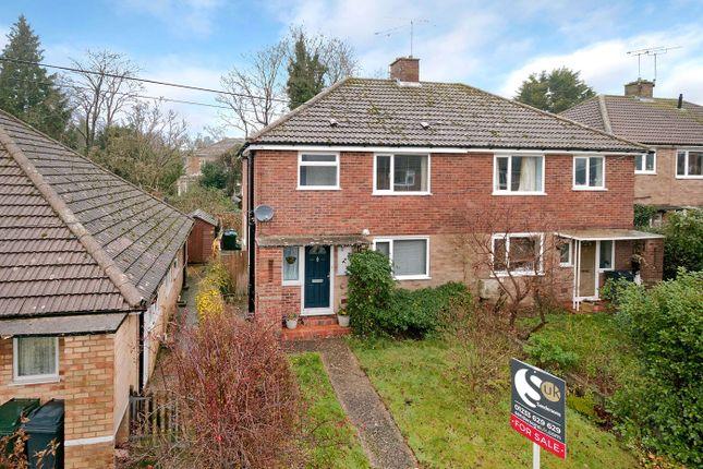Thumbnail Semi-detached house for sale in The Pasture, Kennington, Ashford