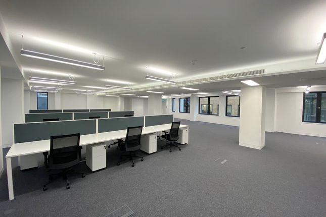 Thumbnail Office to let in Mason's Avenue, London