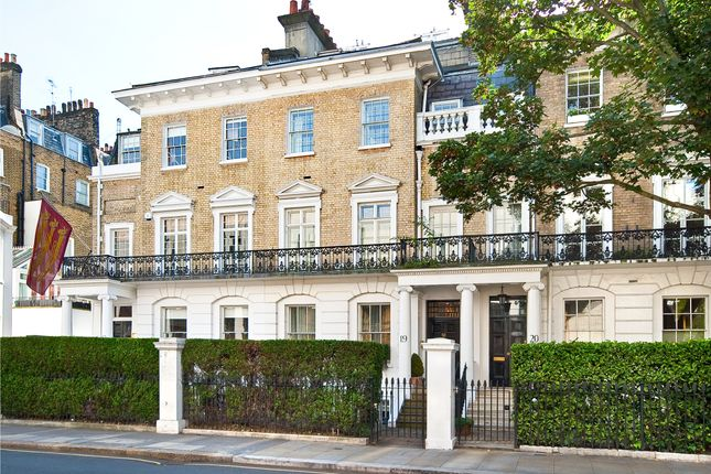 Thumbnail Terraced house to rent in Thurloe Place, London