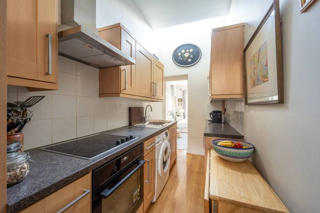Thumbnail Flat for sale in Trinity Road, Wandsworth Common, London