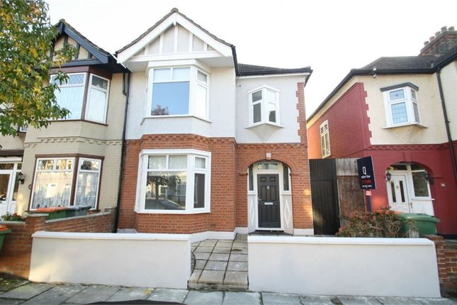 Thumbnail End terrace house for sale in Eustace Road, London