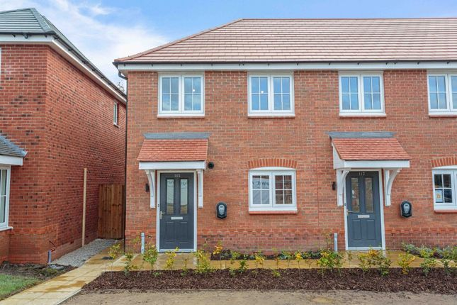 Thumbnail Semi-detached house for sale in The Ridings, Longridge, Preston
