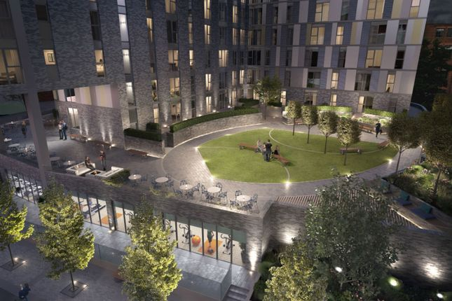 Thumbnail Flat for sale in Woden Street, Salford, Manchester
